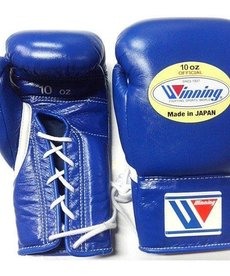 Winning Winning MS-300 Pro Fight Gloves - Blue