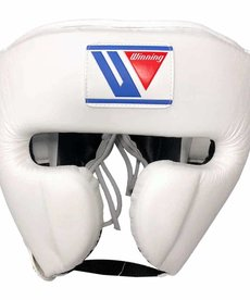 Winning Winning FG-2900 Headgear - White