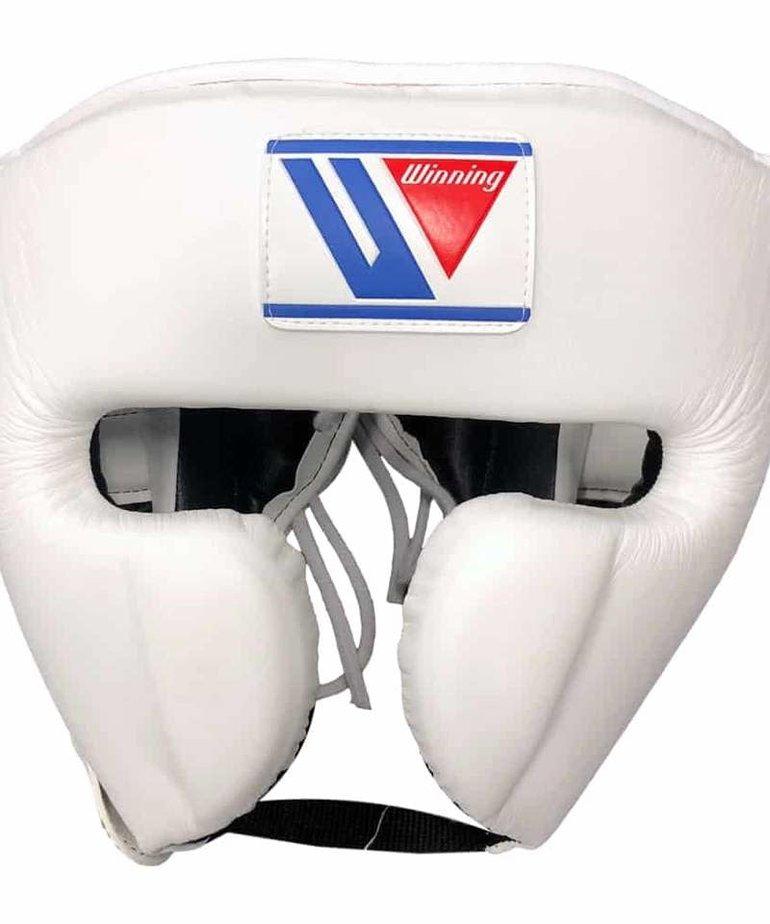 Winning Winning FG-2900 Headgear - White