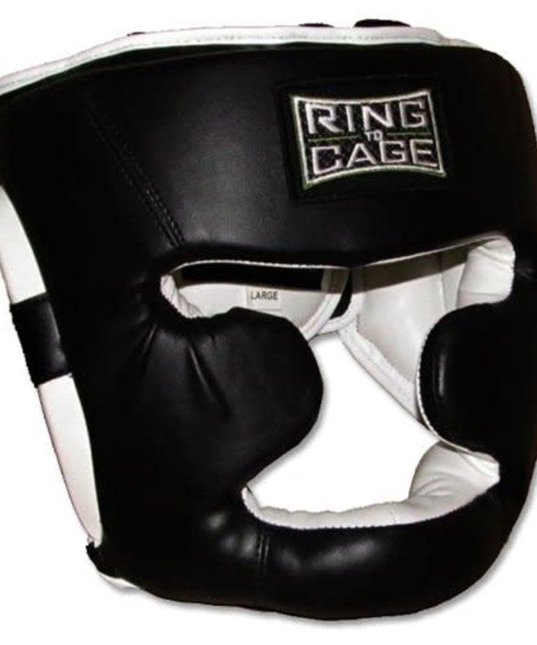 Ring To Cage Full-Face Sparring Headgear - Medium