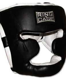 Ring To Cage Full-Face Sparring Headgear - Large