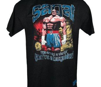 Superare x Street Fighter Sagat OG T-Shirt