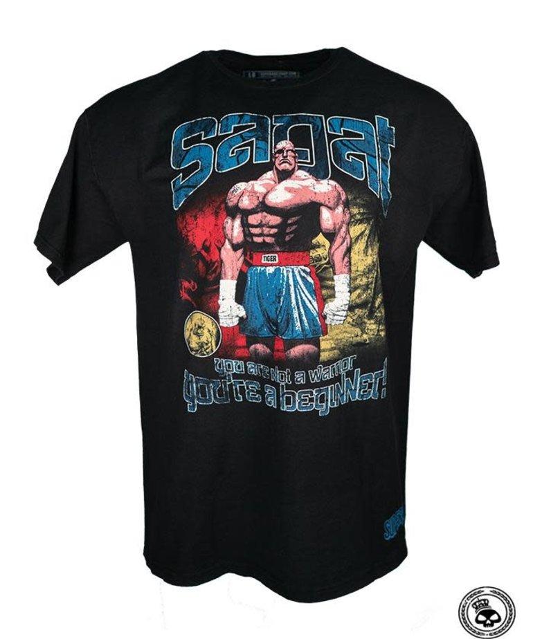 Superare Superare x Street Fighter Sagat OG T-Shirt