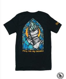 """Superare Bangarang """"Pray For My Enemies"""" 4.0 T-Shirt"""