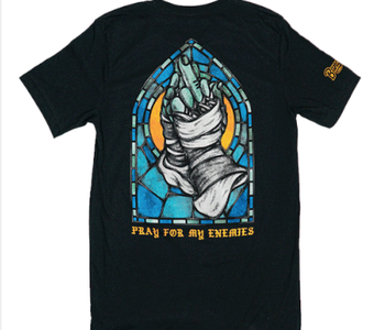 "Bangarang ""Pray For My Enemies"" 4.0 T-Shirt"