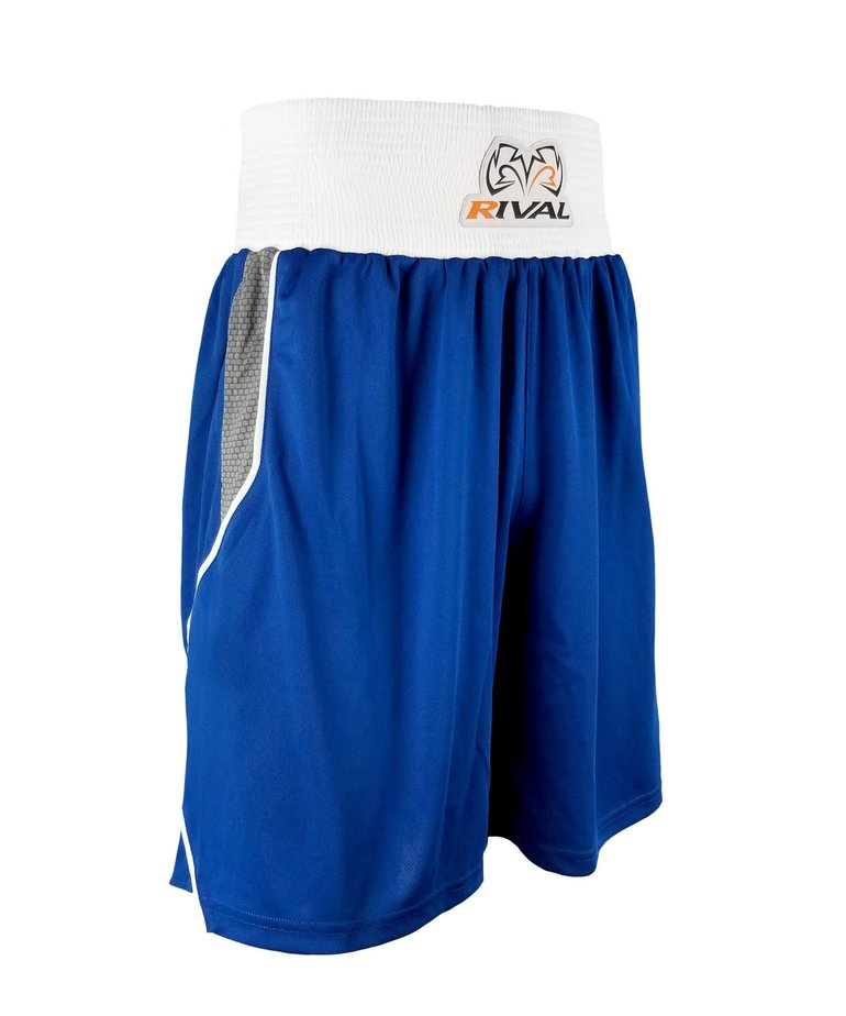 Rival Rival Amateur Competition-Training Boxing Trunks