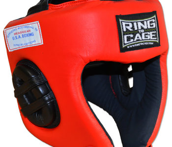 Ring To Cage AIBA Amateur Competition Headgear