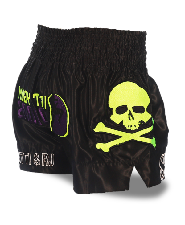 Muay Thai Addict Soul Assassin Nobility Muay Thai Shorts