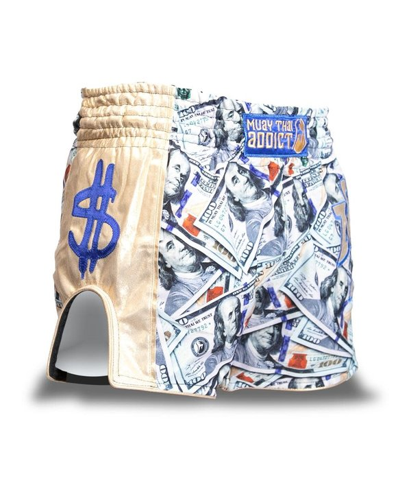 Muay Thai Addict C.R.E.A.M. Money Muay Thai Shorts