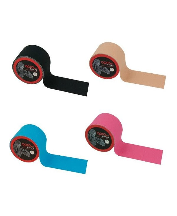 OPROtec Kinesiology Tape - 5cm x 5m