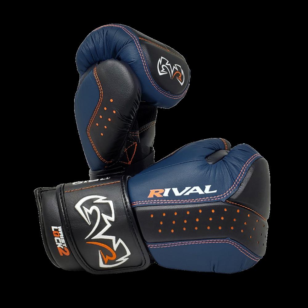 Rival RB10 Intelli-Shock Bag Gloves