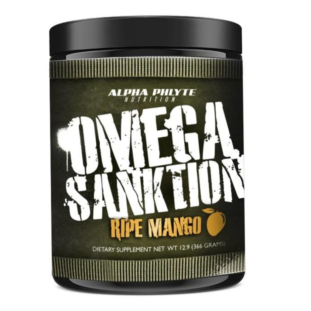 Alpha Phlyte Nutrition Omega Sanktion