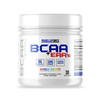 MuscleForce BCAA + EAAs