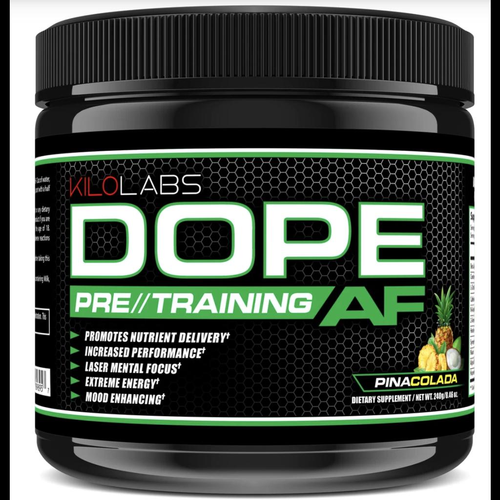 Kilo Labs Dope AF Preworkout