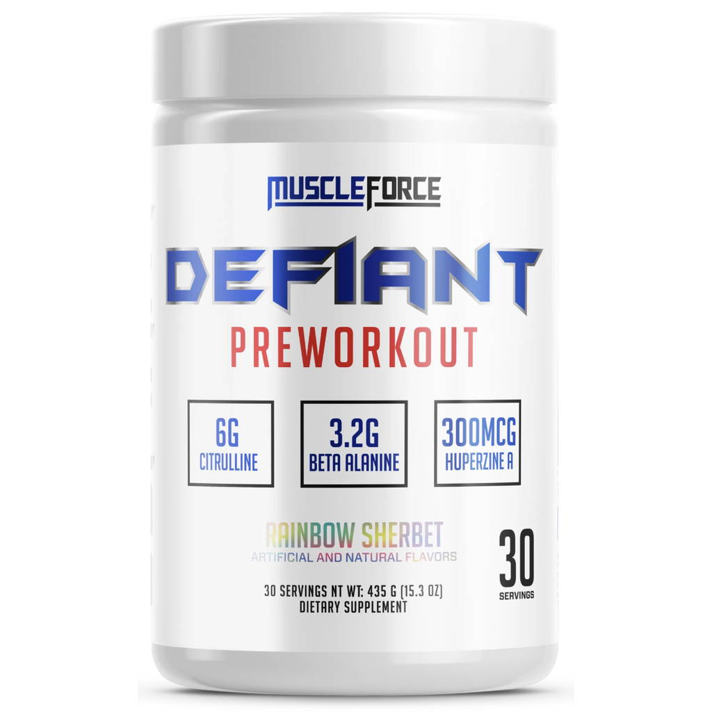 TeamMuscleForce Defiant