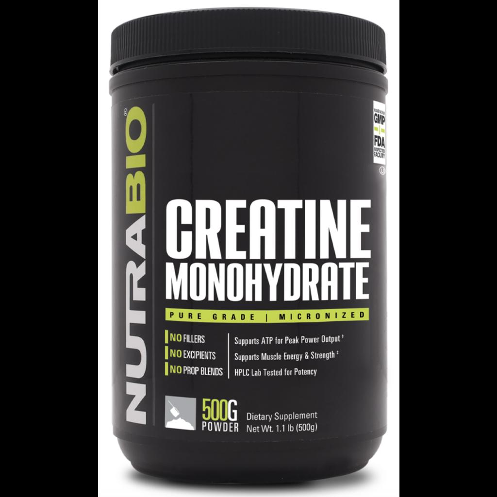 Nutrabio Creatine Monohydrate