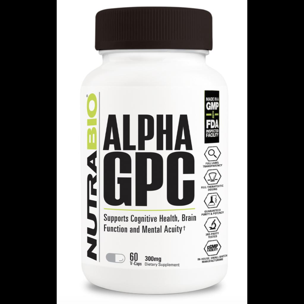 Nutrabio Alpha GPC