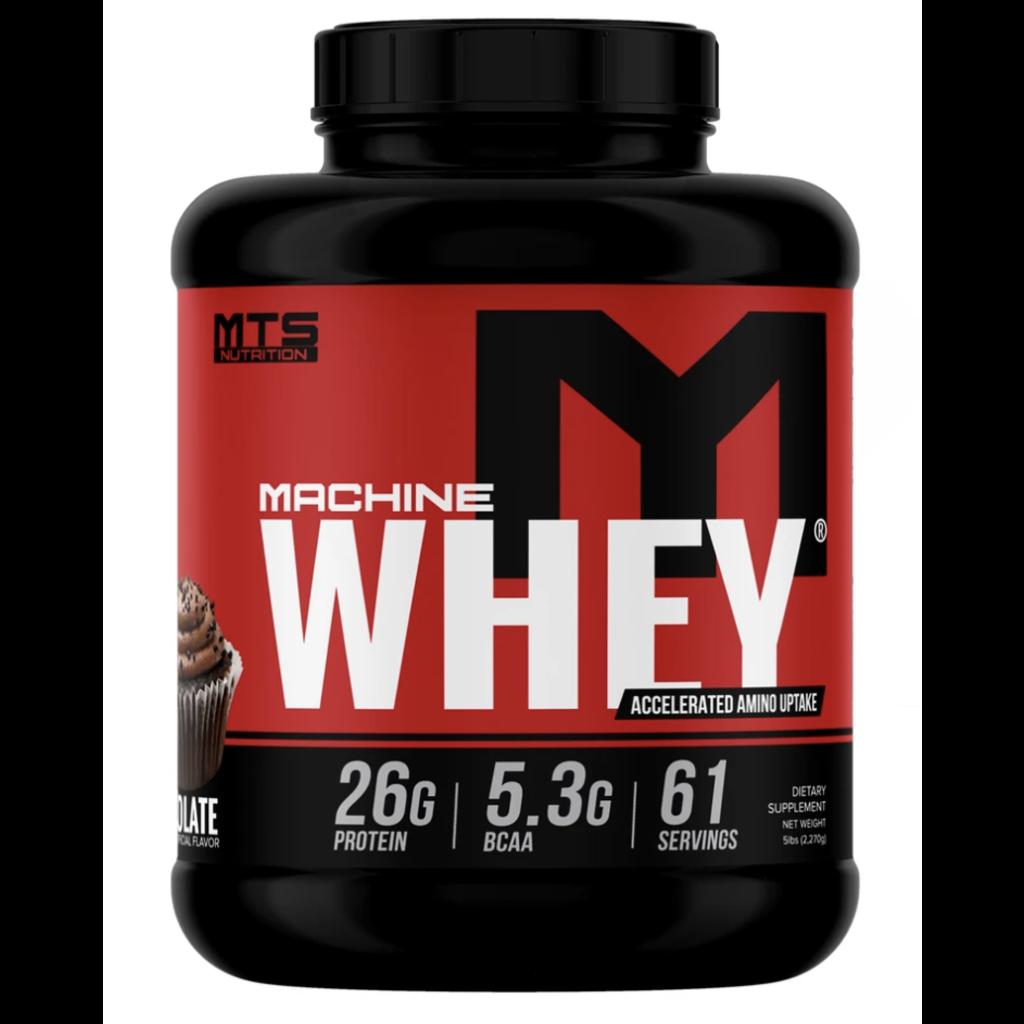 MTS Nutrition MTS Whey 5lb