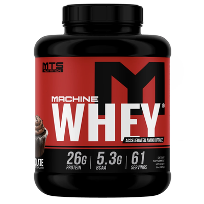 MTS Nutrition MTS Whey 5lb