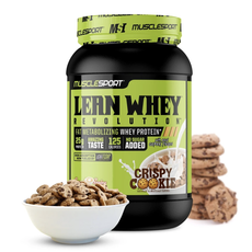 MuscleSport Musclesport Lean Whey