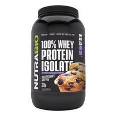 Nutrabio Whey Protein Isolate