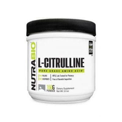 Nutrabio Nutrabio L-Citrulline