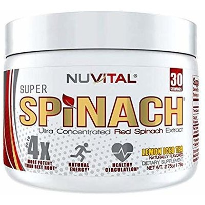 NUVITAL Super Spinach