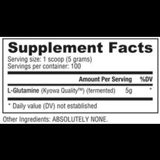 Nutrabio Nutrabio L-Glutamine