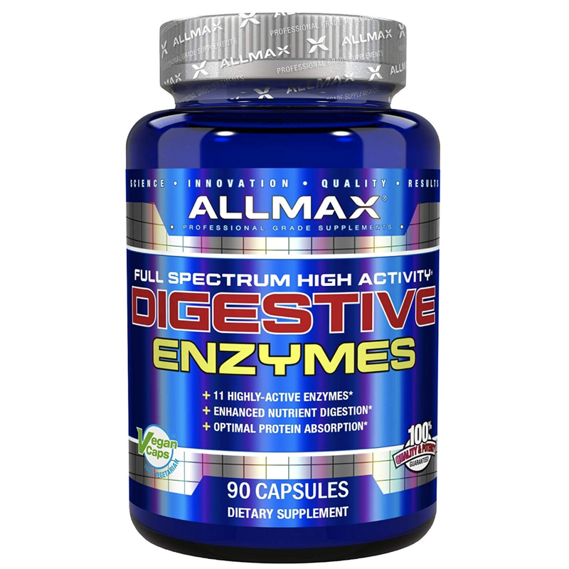 Allmax Digestive Enzymes