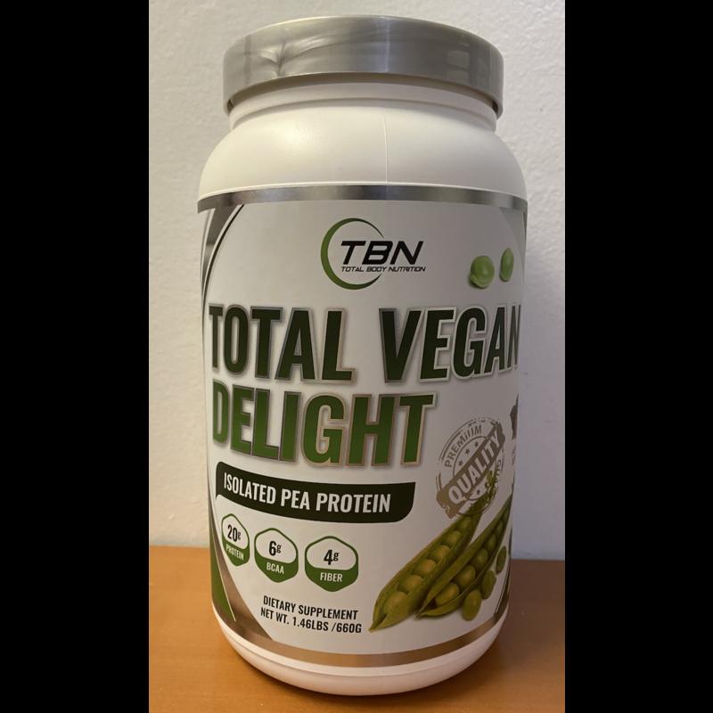 TBN Labs Total Vegan Delight