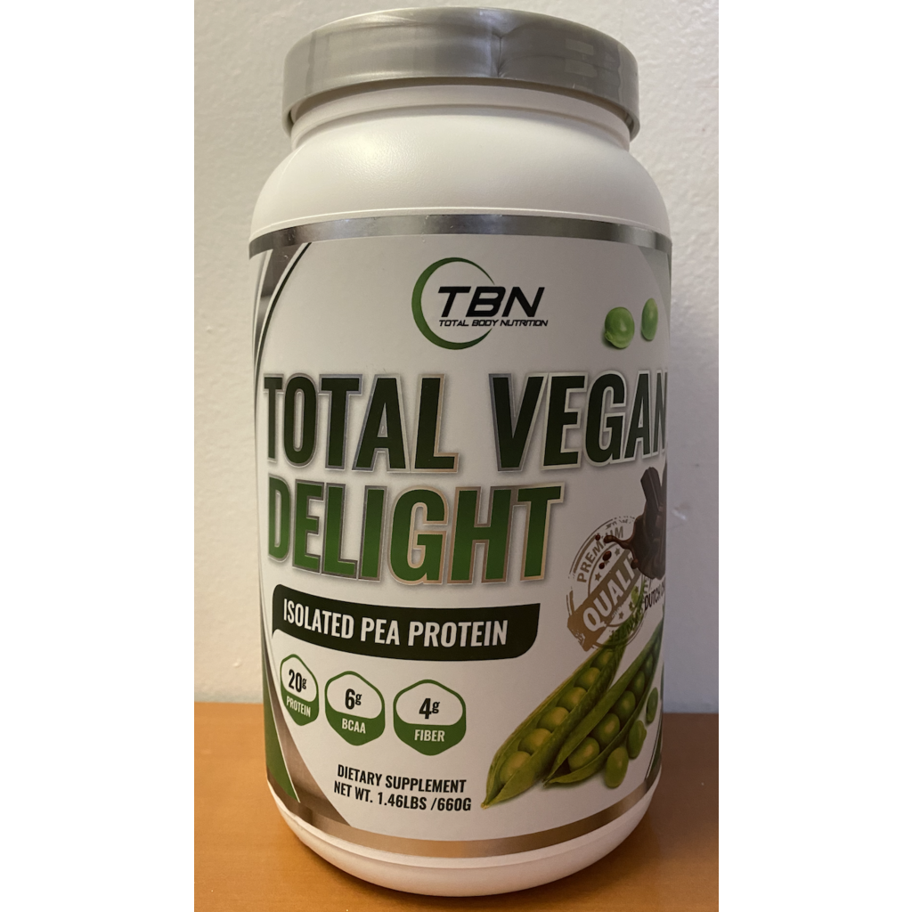 TBN Labs Total Vegan Delight