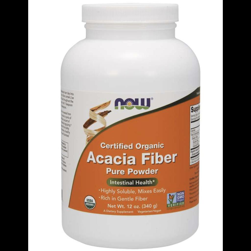 NOW Foods Acacia Powder