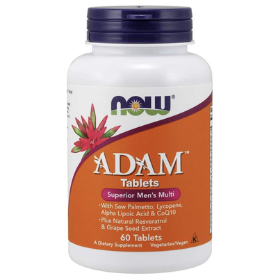NOW Foods Adam Men's Multivitamin