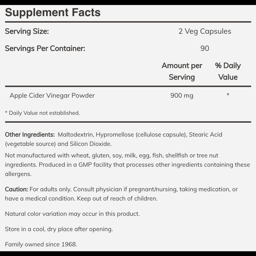 NOW Foods Apple Cider Vinegar