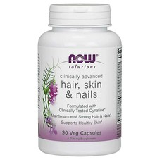 NOW Foods Clinical Hair, Skin, & Nails