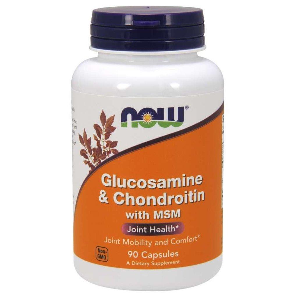 NOW Foods Glucosamine/Chron/MSM