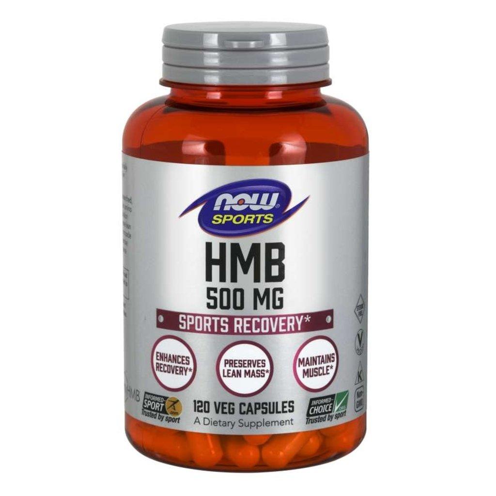 NOW Foods HMB 500MG