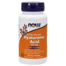 NOW Foods Hyaluronic Acid + Antioxidants
