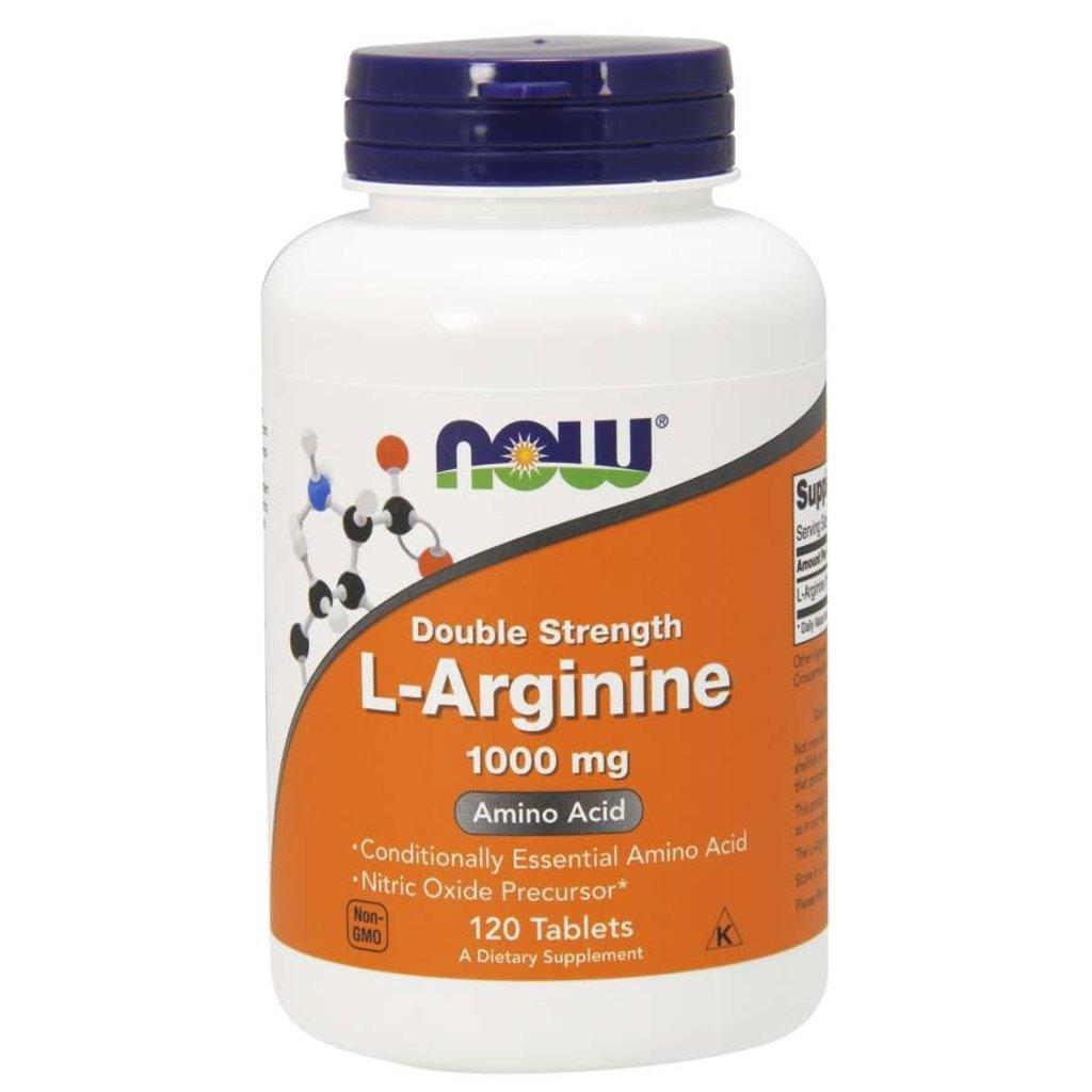 NOW Foods L-Arginine 1000mg