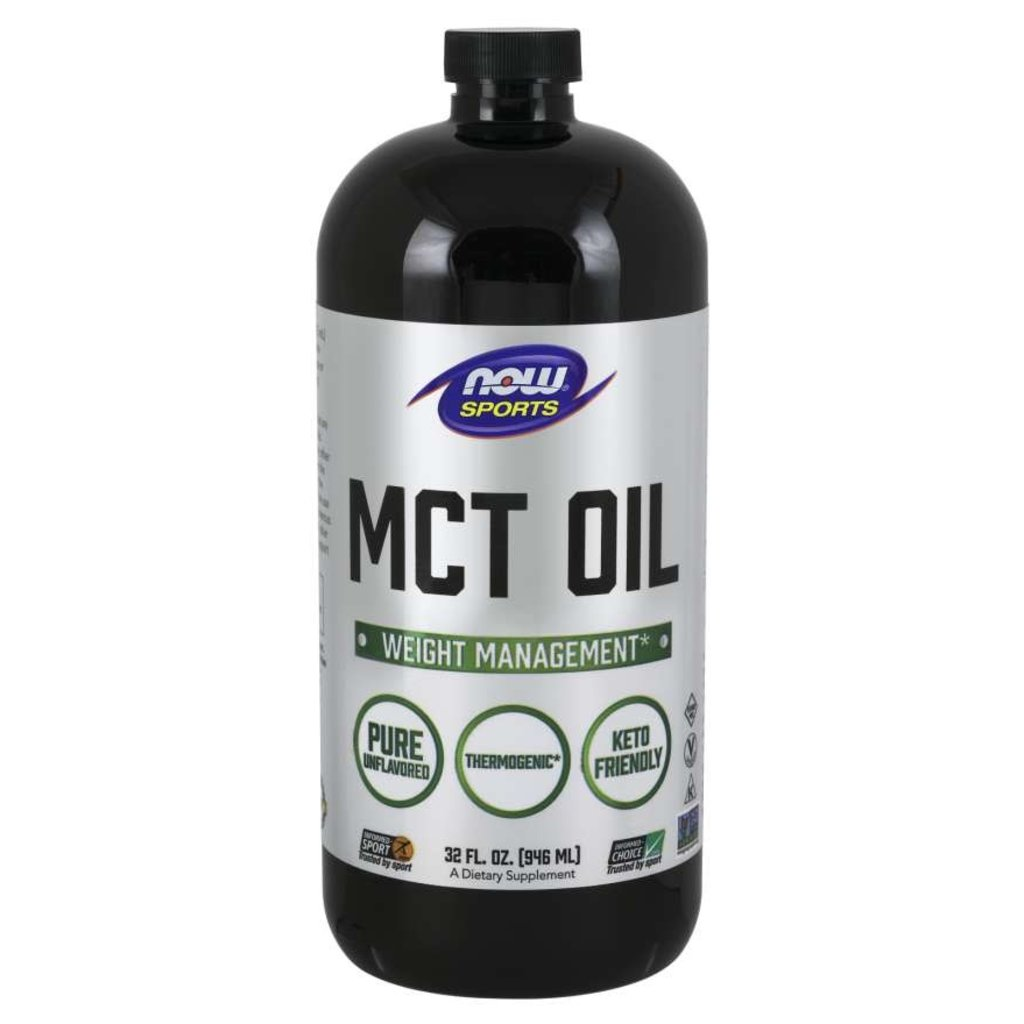 NOW Foods MCT Oil Liquid