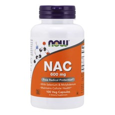 NOW Foods NAC 600mg