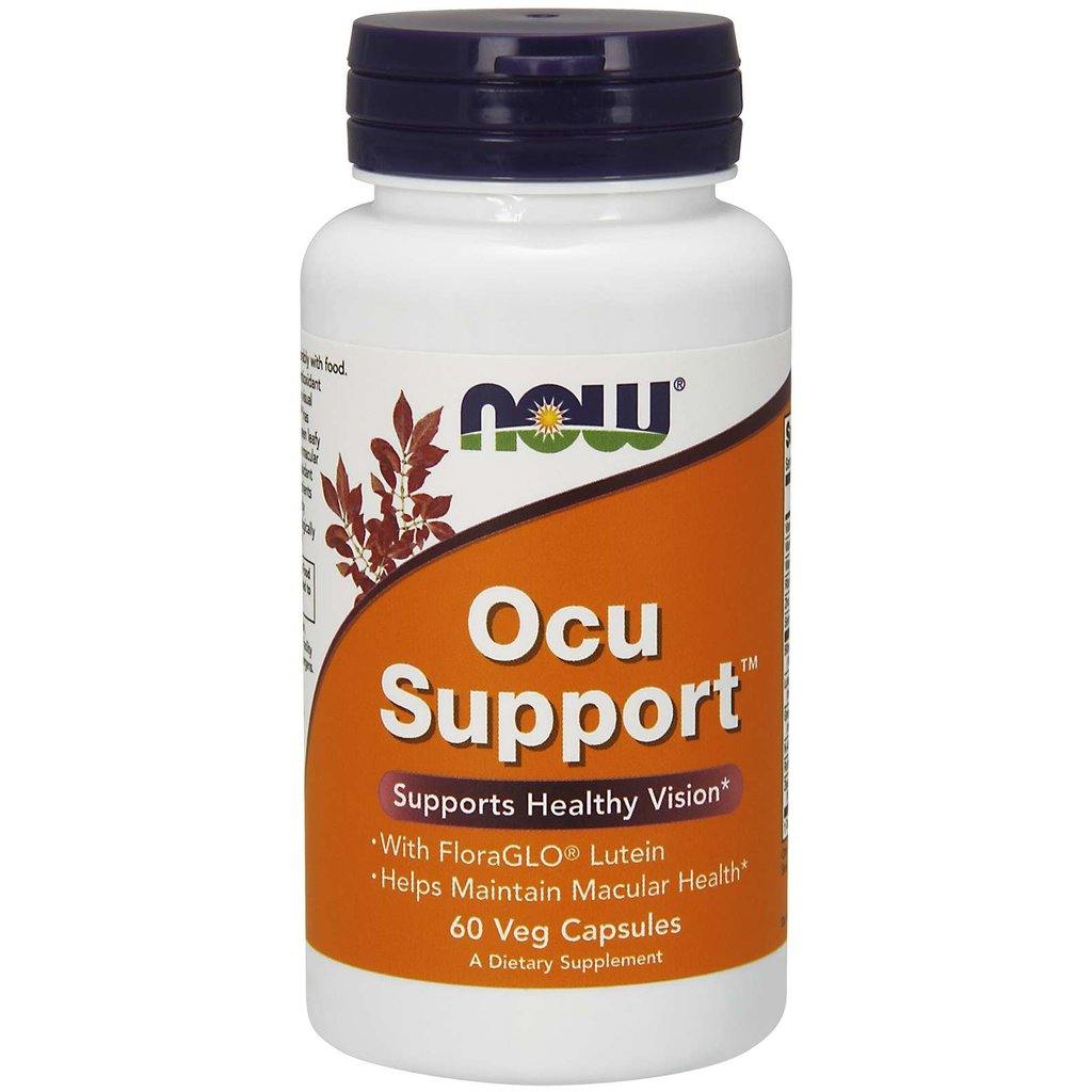 NOW Foods Ocu Support (Non-Clinical)