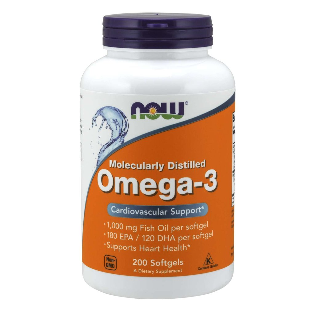NOW Foods Omega-3 1000mg