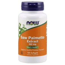 NOW Foods Saw Palmetto 160mg