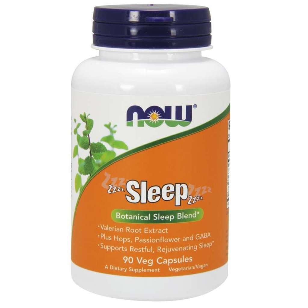 NOW Foods Sleep ZZ