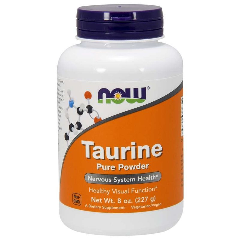 NOW Foods Taurine Pure Powder
