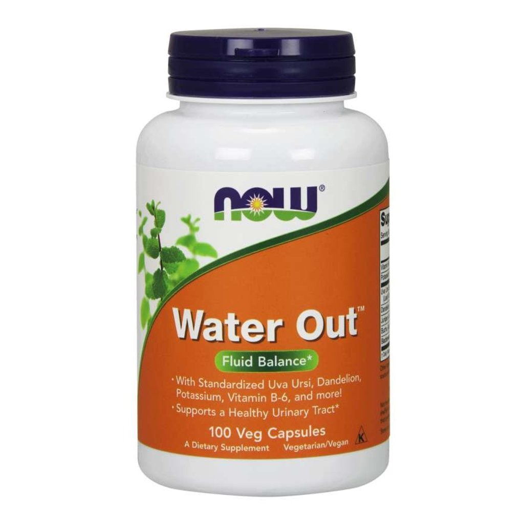NOW Foods Water Out