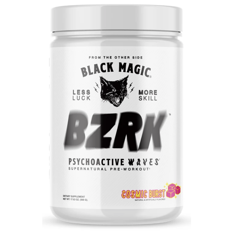 Black Magic BZRK Pre Workout
