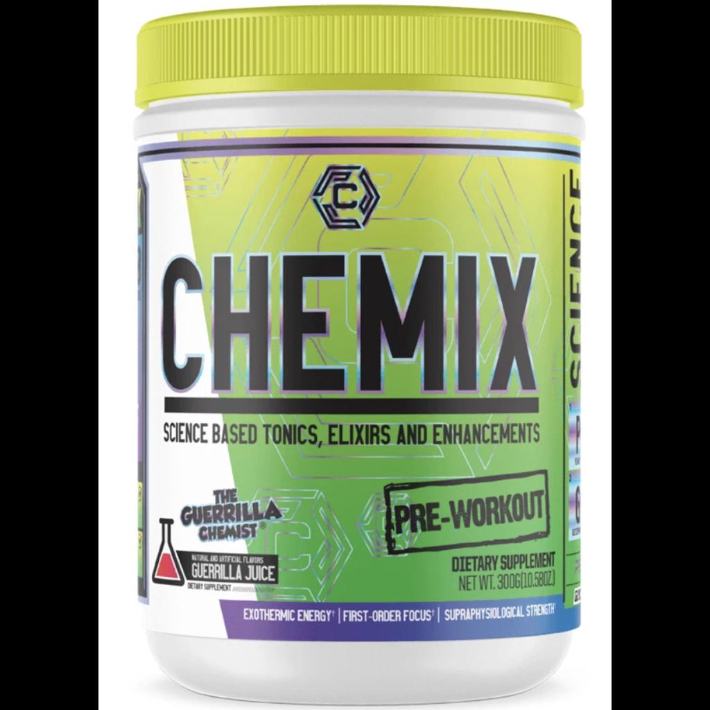 Guerilla Chemist Chemix Pre Workout