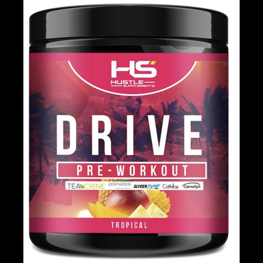 Hustle Drive Pre-Workout
